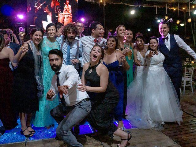 La boda de Dianne y Fabian en Toledo, Toledo 57