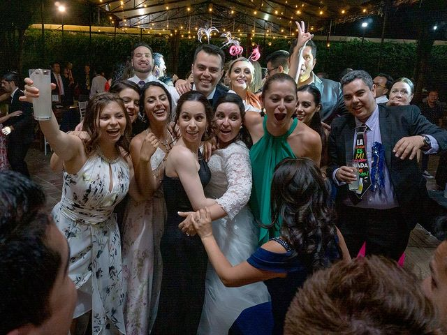 La boda de Dianne y Fabian en Toledo, Toledo 58