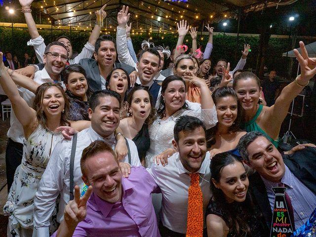 La boda de Dianne y Fabian en Toledo, Toledo 59