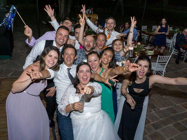 La boda de Dianne y Fabian en Toledo, Toledo 61