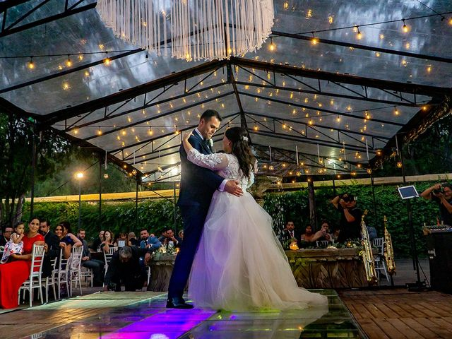 La boda de Dianne y Fabian en Toledo, Toledo 63