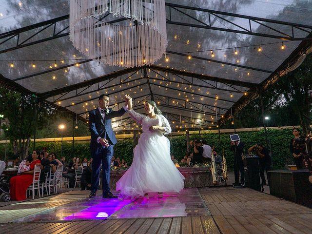La boda de Dianne y Fabian en Toledo, Toledo 64
