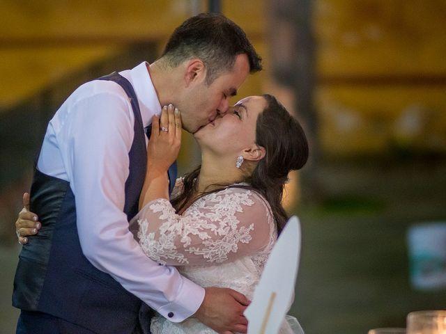 La boda de Dianne y Fabian en Toledo, Toledo 65