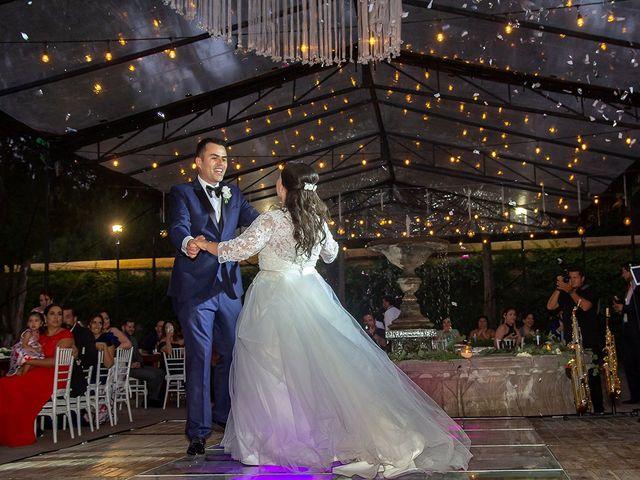 La boda de Dianne y Fabian en Toledo, Toledo 66