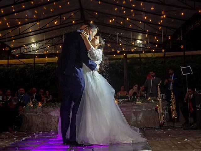 La boda de Dianne y Fabian en Toledo, Toledo 68