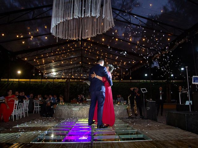 La boda de Dianne y Fabian en Toledo, Toledo 71