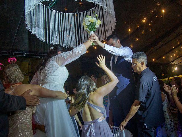 La boda de Dianne y Fabian en Toledo, Toledo 76