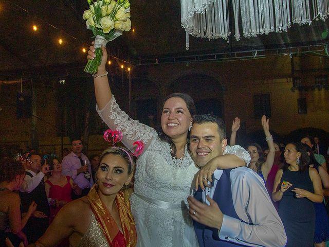 La boda de Dianne y Fabian en Toledo, Toledo 77