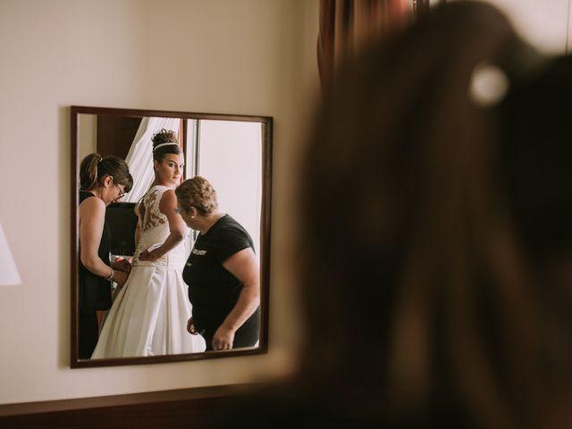 La boda de Jonay y Casandra en Moya, Las Palmas 1