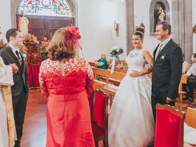 La boda de Jonay y Casandra en Moya, Las Palmas 7