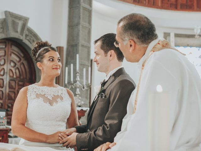 La boda de Jonay y Casandra en Moya, Las Palmas 8
