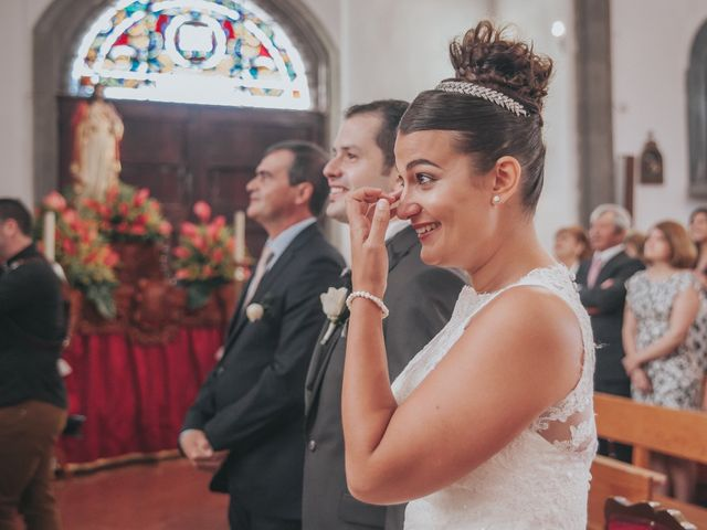 La boda de Jonay y Casandra en Moya, Las Palmas 9