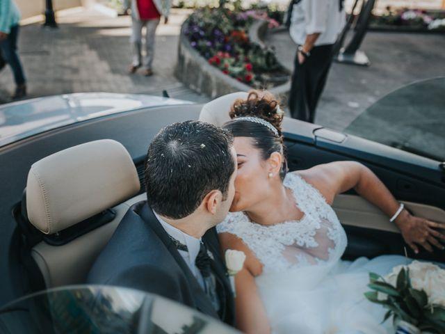 La boda de Jonay y Casandra en Moya, Las Palmas 11