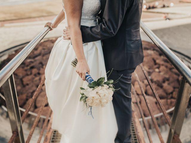 La boda de Jonay y Casandra en Moya, Las Palmas 14