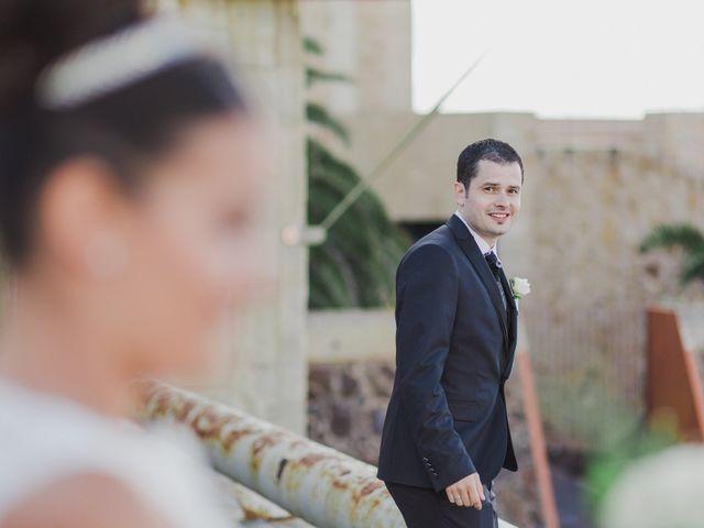 La boda de Jonay y Casandra en Moya, Las Palmas 16