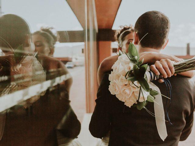 La boda de Jonay y Casandra en Moya, Las Palmas 18