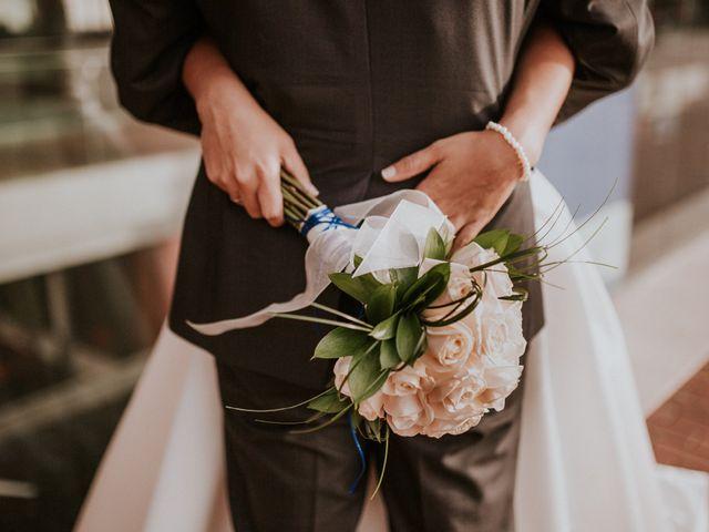 La boda de Jonay y Casandra en Moya, Las Palmas 19