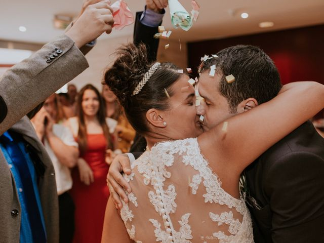La boda de Jonay y Casandra en Moya, Las Palmas 20