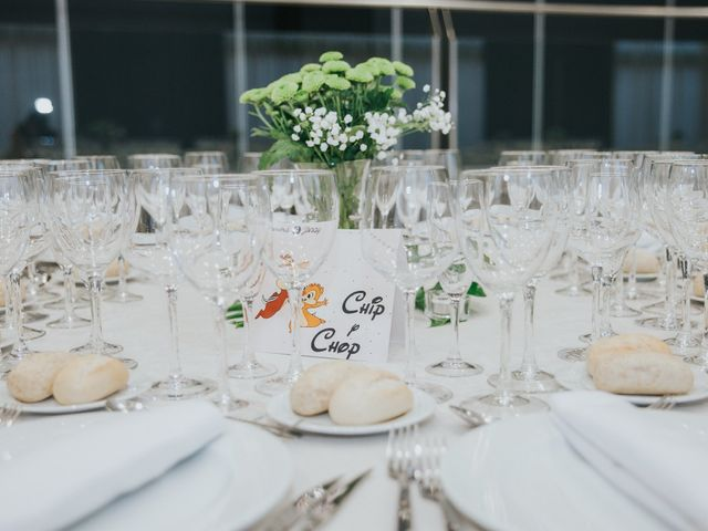 La boda de Jonay y Casandra en Moya, Las Palmas 21