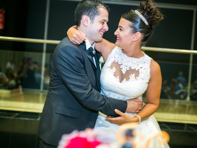 La boda de Jonay y Casandra en Moya, Las Palmas 23