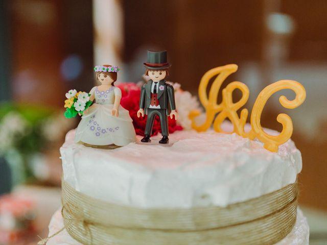 La boda de Jonay y Casandra en Moya, Las Palmas 24