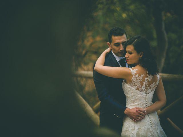 La boda de Mariluz y Carlos