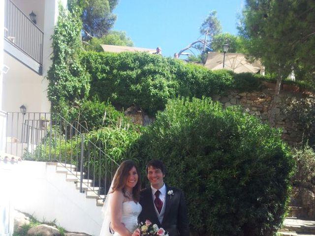 La boda de Jutta y Arnau en Platja D'aro, Girona 6