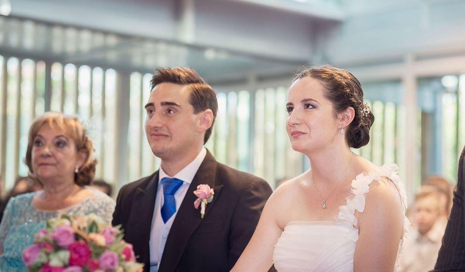 La boda de Javier  y Verónica en Zaragoza, Zaragoza