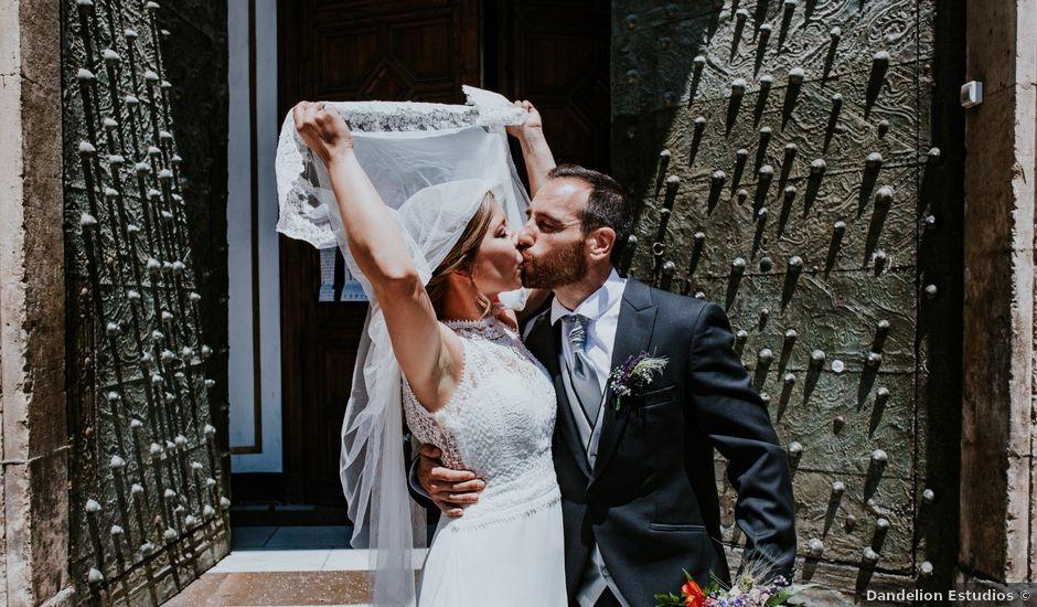 La boda de Quique y Belén en El Puig, Valencia