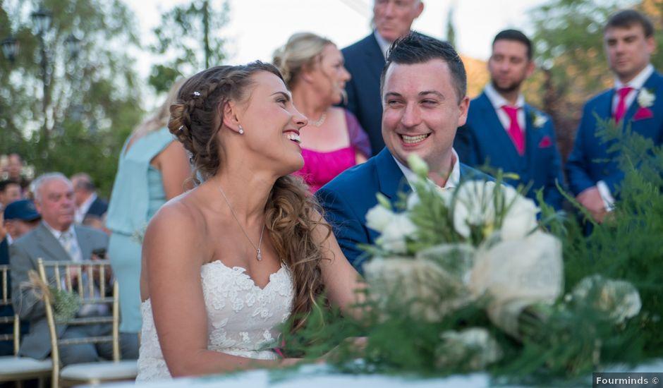 La boda de Alex y Cyntia en Granada, Granada