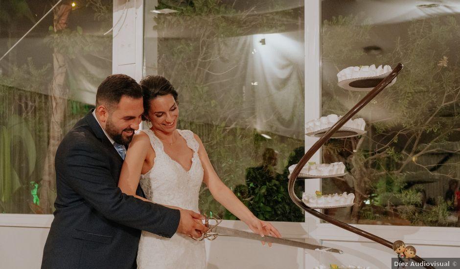 La boda de Luis Miguel y María en Aspe, Alicante