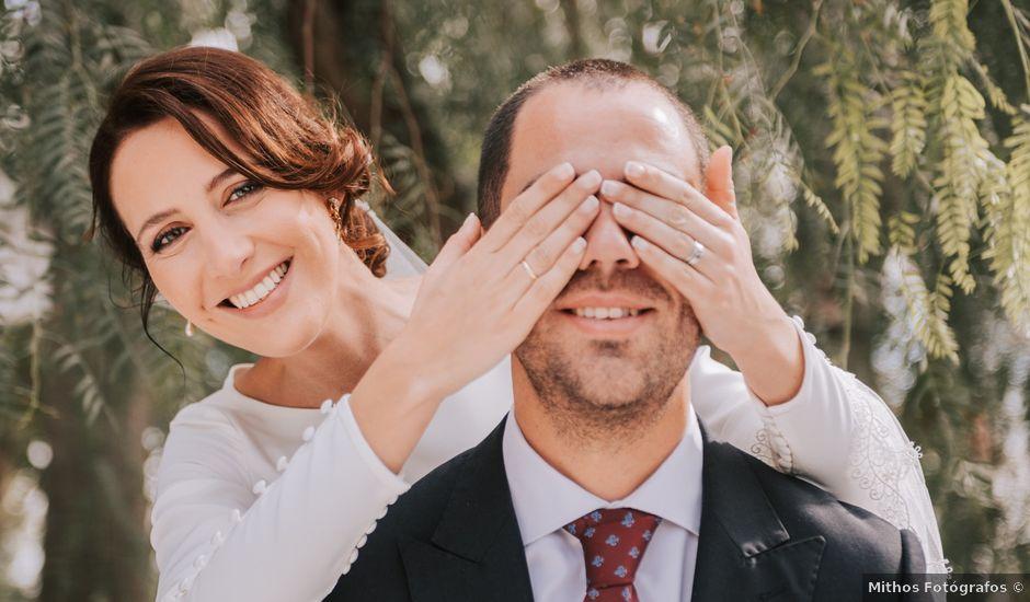 La boda de Emilio y Araceli en Espartinas, Sevilla