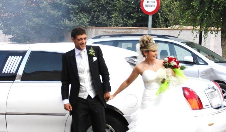 La boda de Jose Angel y Sara en Las Pedroñeras, Cuenca