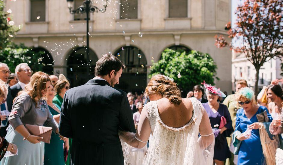 La boda de Nacho y Carolina en Sevilla, Sevilla