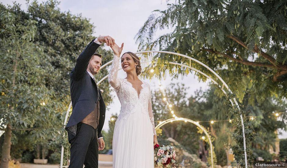 La boda de Jéssica y Andrés en Elx/elche, Alicante