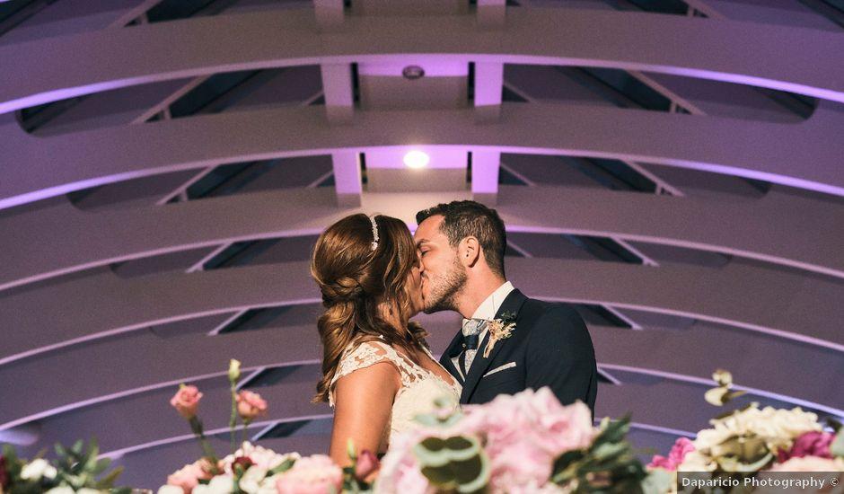 La boda de Alberto y Fátima en Valencia, Valencia