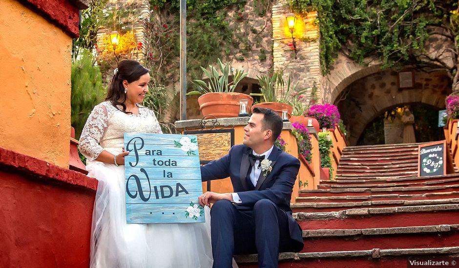 La boda de Dianne y Fabian en Toledo, Toledo