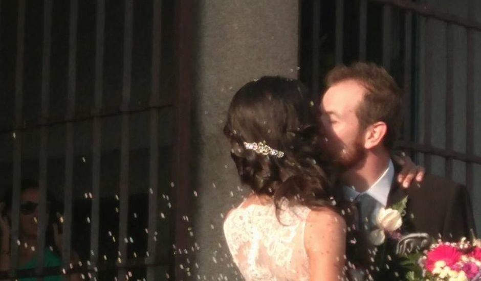 La boda de Ricardo  y Isabel  en Madrid, Madrid