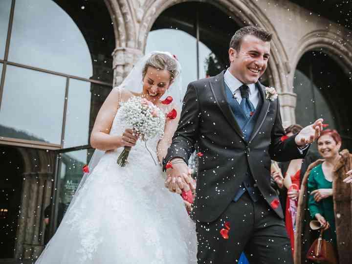 La boda de Marc y Maria