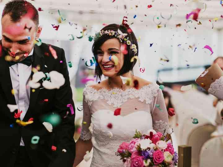 La boda de Magy y Jaco