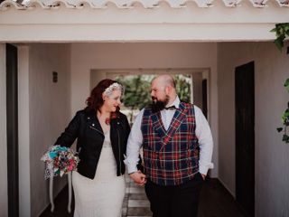 La boda de Tammy y Samo 1
