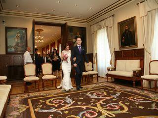 La boda de Oihane y Karlos 1