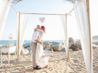 La boda de Irene y Iván 1