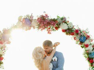 La boda de Anita y Alexey 1