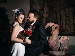 La boda de Cathy y Víctor