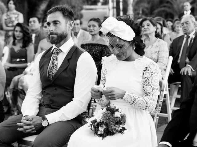 La boda de Rosana y Antonio
