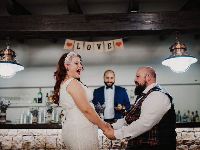 La boda de Tammy y Samo