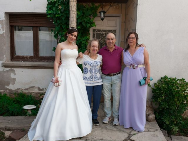 La boda de Rubén y Andrea en Corbera De Llobregat, Barcelona 11