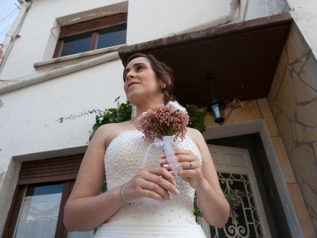 La boda de Rubén y Andrea en Corbera De Llobregat, Barcelona 12