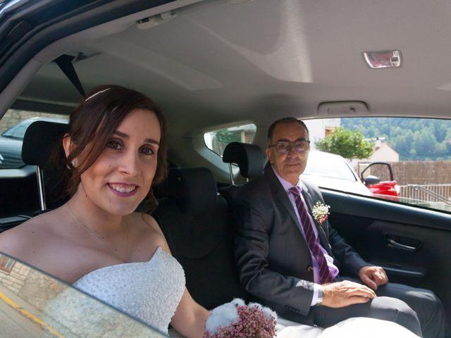 La boda de Rubén y Andrea en Corbera De Llobregat, Barcelona 13